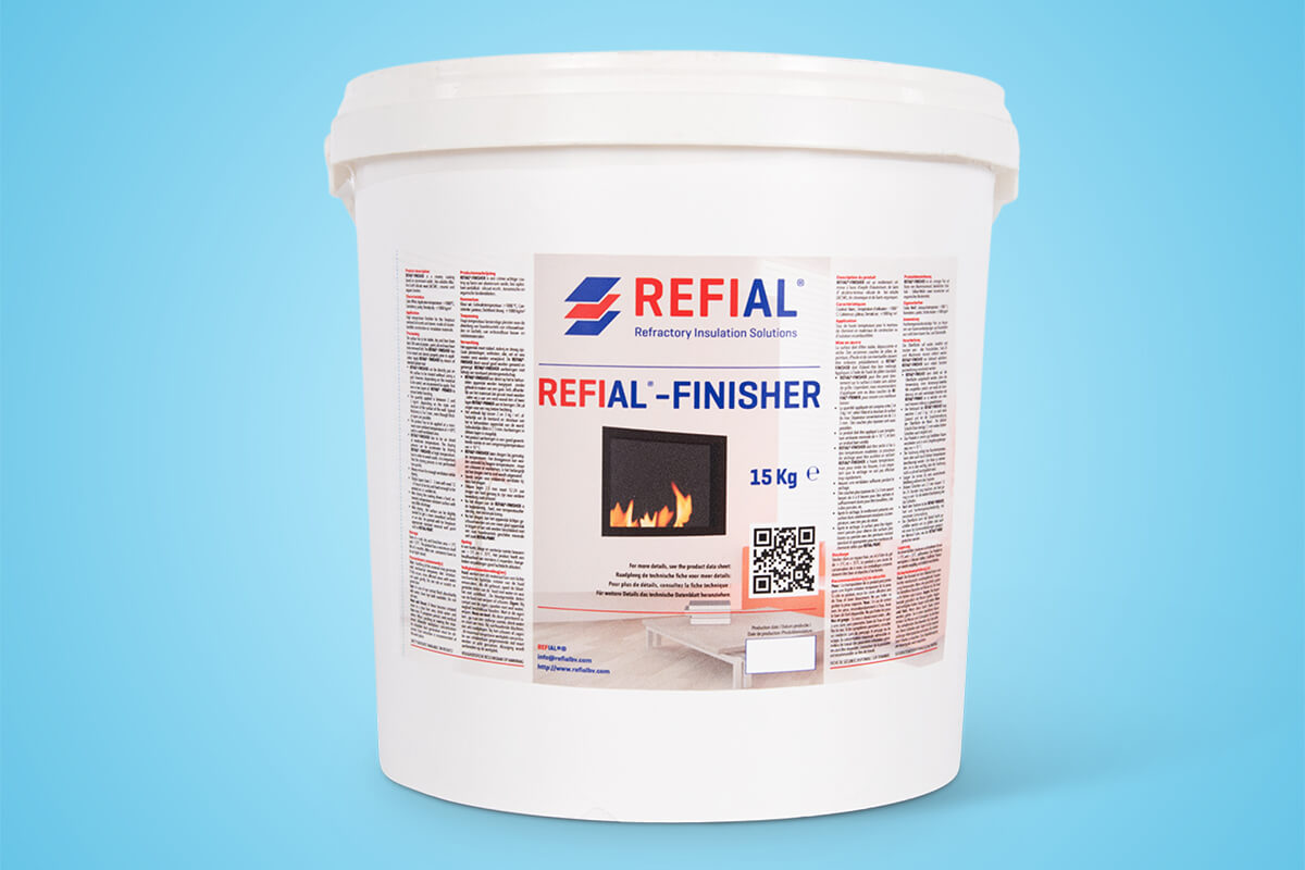 Refraltec Refial Finisher