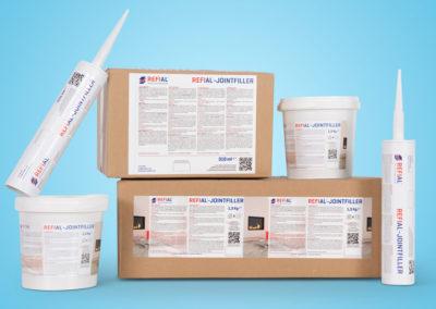 Refial® -Jointfiller